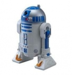 TOMICA 846734 STAR WARS DROID BURA BURA R2-D2 WITH SOUND. BATTERIES NOT INCLUDED