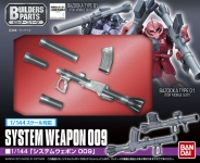 BANDAI 1696723 1:144 SYSTEM WEAPON 9 (ORIGIN)