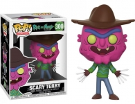 FUNKO 12599 FUNKO POP! ANIMATION: / RICK AND MORTY S3 - SCARY TERRY