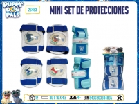BSAL 26483 PDP MINI PROTECCIONES PUPPY DOG PALS