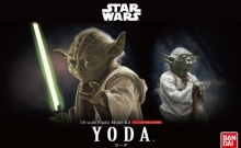 BANDAI 144731 STAR WARS 1:6 YODA
