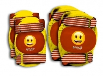 BSAL 26117 SET DE PROTECCIONES DECORABLES EMOJI