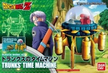BANDAI 163954 FIGURE RISE MECHANICS TRUNKS TIME MACHINE