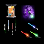 UCC 39310 STAR WARS: THE FORCE AWAKENS HANGERS MINIATURE LIGHT-UP SABERS
