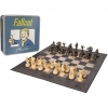 USAOPOLY CH110-470 FALLOUT CHESS WITH MINI FIGURES