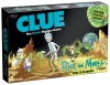 USAOPOLY CL085-434 RICK AND MORTY CLUE