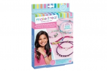 MAKEITREAL 1206 PULSERAS ARCOIRIS BRILLANTES