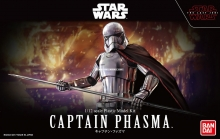 BANDAI 197768 STAR WARS 1:12 CAPTAIN PHASMA