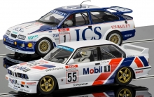 SCALEXTRIC C3693A TOURING CAR LEGENDS SPECIAL EDT