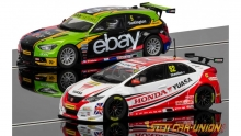 SCALEXTRIC C3694A BTCC 2014 CHAMPIONS SPECIAL EDT