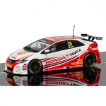 SCALEXTRIC C3734 BTCC HONDA CIVIC TYPE R (MATT NEAL)