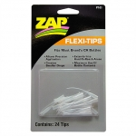 ZAP PT-21 FLEXI TIPS (24 TIPS PER PACK)
