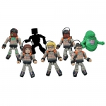 DIAMOND 7600A GHOSTBUSTERS 2016 MINIMATES SERIES 1 2-PACKCASE