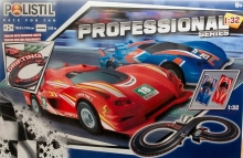 POLISTIL 96301 1:32 PROFESSIONAL SERIES TRACK SET