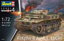 REVELL 03266 PZKPFW II AUSF. L LUCHS 1:72