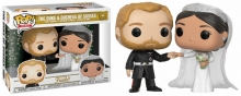 FUNKO 35720 POP! ROYAL: / THE DUKE & DUCHESS OF SUSSEX
