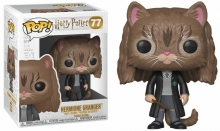 FUNKO 35509 POP! MOVIES: / HARRY POTTER - HERMIONE AS CAT