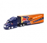 NEWRAY 15973 1:43 PETERBILT RED BULL KTM RACE TEAM TRUCK