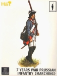 HAT 9401 1:32 7 YEARS WAR PRUSSIAN INFANTRY MARCHING (18)