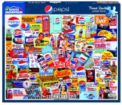 WHITEMOUNTAIN 1432 PEPSI COLLAGE PUZZLE (550)