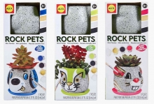 ALEX 561053 ROCK PET PLANTER