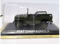 MAGAZINE LCFICAMPAGNOLA FIAT CAMPAGNOLA *LEGENDARY CARS* GREEN