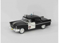 MAGAZINE POW017 FORD FAIRLANE *POLICE CARS OF THE WORLD SERIES*