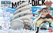 BANDAI 57429 GRAND SHIP COLLECTION MOBY DICK