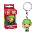 FUNKO 48504 POP! KEYCHAIN: / AD ICONS - LUCKY THE LEPRECHAUN