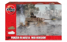 AIRFIX 01351 PANZER IV AUSF.H MID VERSION 1:35 SCALE