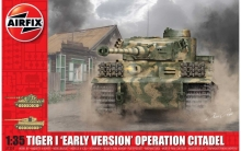 AIRFIX 01354 TIGER-1 EARLY VERSION - OPERATION CITADEL 1:35 SCALE