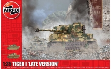 AIRFIX 01364 TIGER-1 LATE VERSION 1:35 SCALE