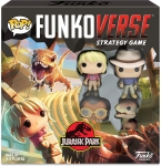 FUNKO 46066 POP FUNKOVERSE: JURASSIC PARK 100 - STRATEGY GAME