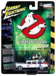 JOHNNY 00 6 1:64 GHOSTBUSTERS ECTO 1 *SILVER SCREEN SERIES*