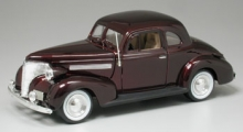 MOTORMAX 73247 CHEVROLET COUPE 1939