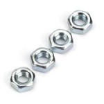 DUBRO 2105 HEX NUTS 3MM