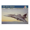 ITALERI 2638 1:48 JAS 39 A GRIPEN SWEDISH AF MODERN FIGHTER