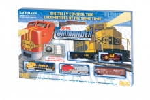 BACHMANN 00501 DIGITAL COMMANDER DELUXE SET HO
