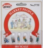 MODELPOWER 5735 MARKET PEOPLE (6) HO