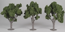 WOODLAND TR 1511 ASSEMBLED TREE DARK GREEN 5