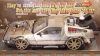SUNSTAR 2714 DELOREAN LK BACK TO THE FUTURE PART III RAILROAD VERSION