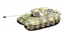 EASY 36297 1:72 KING TIGER II SCHWERE SS PZKP EASY MO