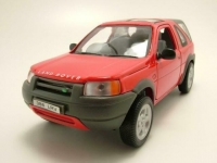 WELLY 22077 LAND ROVER FREELANDER 1:24