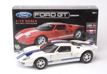 MOTORMAX 73001 1:12 FORD GT RED OR YELLOW