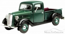 MOTORMAX 73233 1:24 FOR PICKUP 1937 GREEN OR PURPLE
