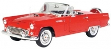 MOTORMAX 73173 1:18 FORD THUNDERBIRD 56 RED OR WHITE
