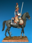 MINIART 16015 1:16 FRENCH CUIRASSIER NAPOLEONIC WARS
