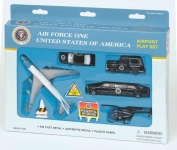 REALTOY RT5731 AIR FORCE ONE PLAYSET 9 PC