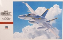 HASEGAWA 07239 1:48 F 18 E SUPER HORNET USN FIGHTER/ATTACKER